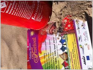 Safelincs Support Mablethorpe Beach Festival