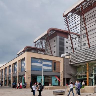 Trinity Square Development