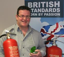 Britannia P50 Wins at APEA Show