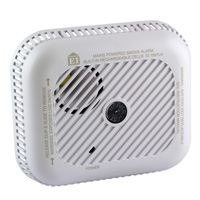 Ei156TLH Mains Powered Optical Smoke Alarm