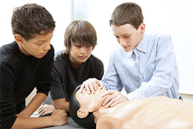 children-giving-cpr