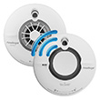 FireAngel WST600 Series Radio-Interlinked Smoke and Heat Alarms