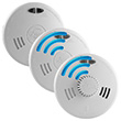 Kidde Slick Wireless Smoke and Heat Alarms