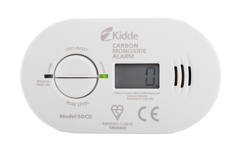 Good carbon monoxide detector to use at home