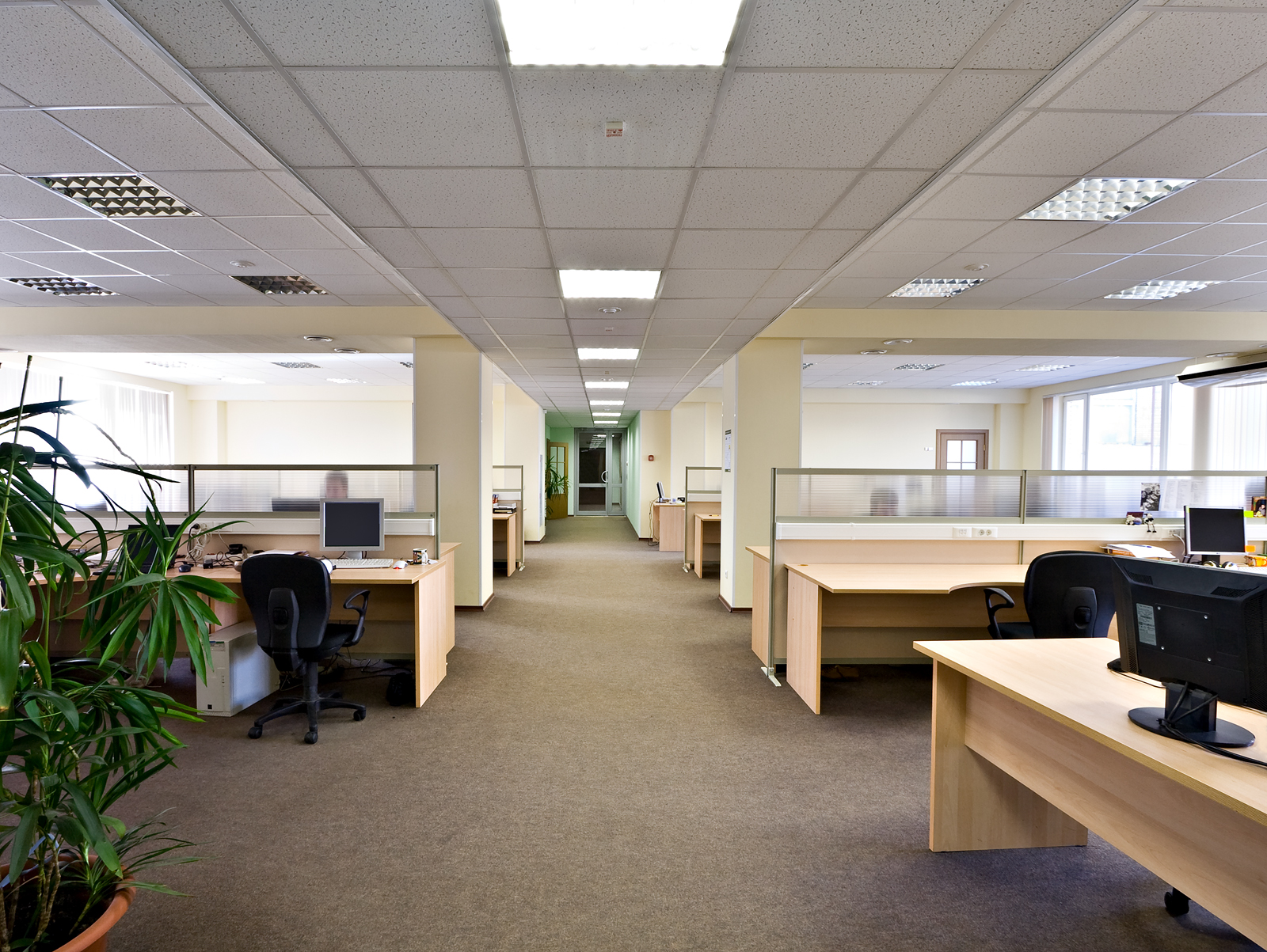 Fire safety in offices