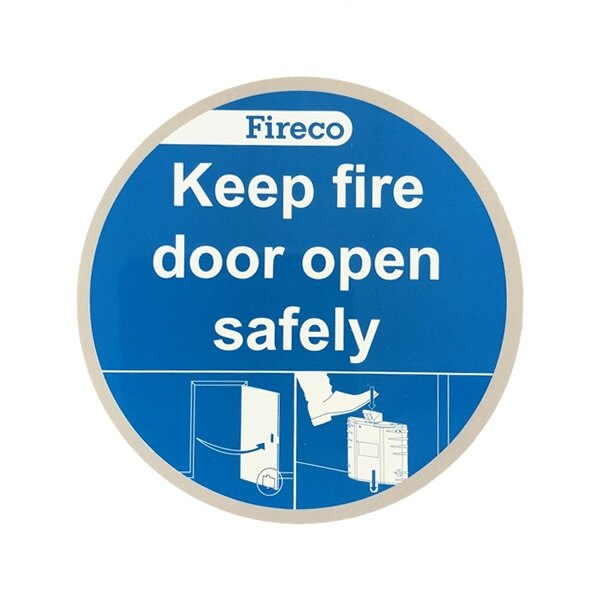 Fire Door Sign