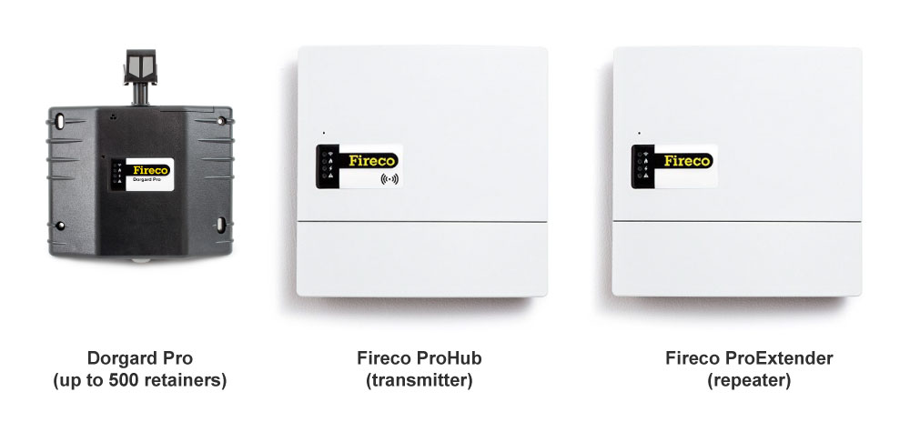 Dorgard Pro System Components