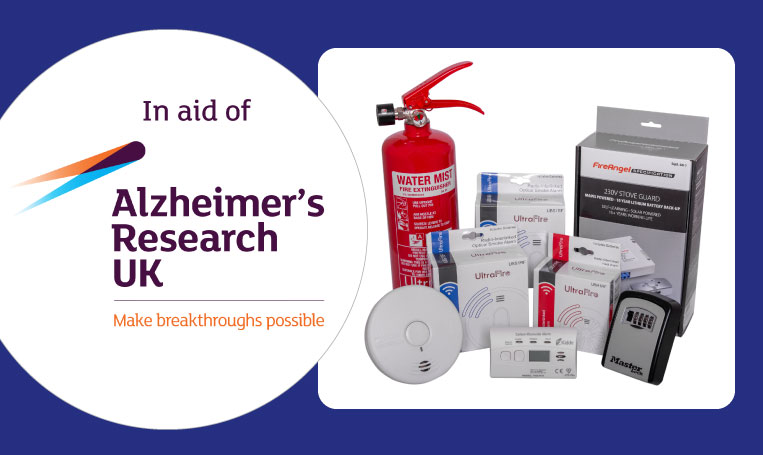 Alzheimer's Research UK Fundraising Products