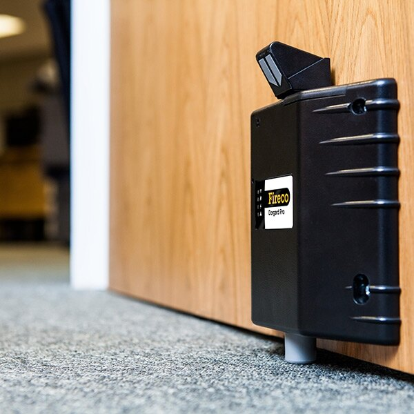 Dorgard Pro is ideal for installation in schools and offices.