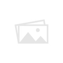 White Dorgard SmartSound fire door retainer installed on an office door