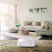 Up to 50 Wi-Safe 2 and Pro Connected devices can link wirelessly to the Gateway