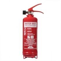 1ltr Water Mist fire extinguisher