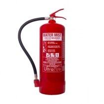 6ltr Water Mist Fire Extinguisher