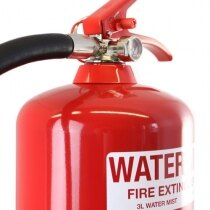 The Jewel Dry Water Mist Fire Extinguishers