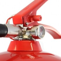 The Water mist Extinguisher Head Close-up