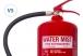 Water mist extinguishers Vs traditional extinguishers
