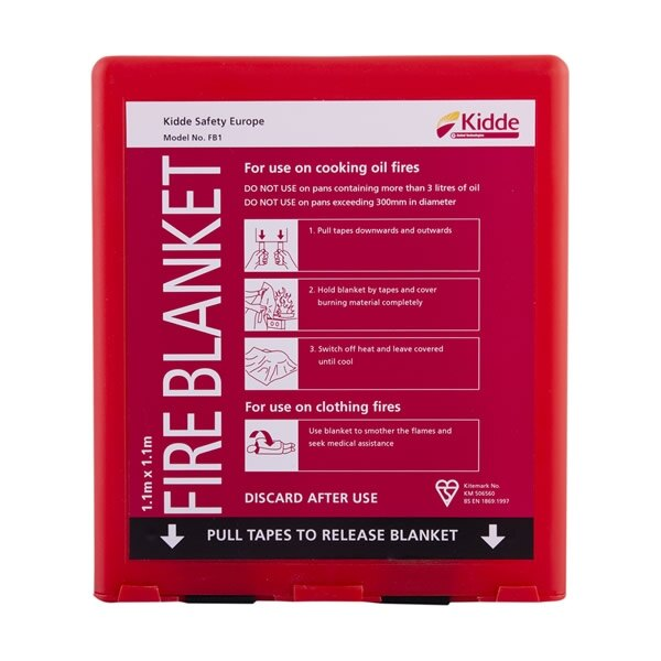 Premium fire blankets from on of the industries most prestigious companies