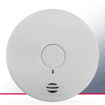 Image of the 10 Year Combination Carbon Monoxide and Smoke Alarm - Kidde WFPCO