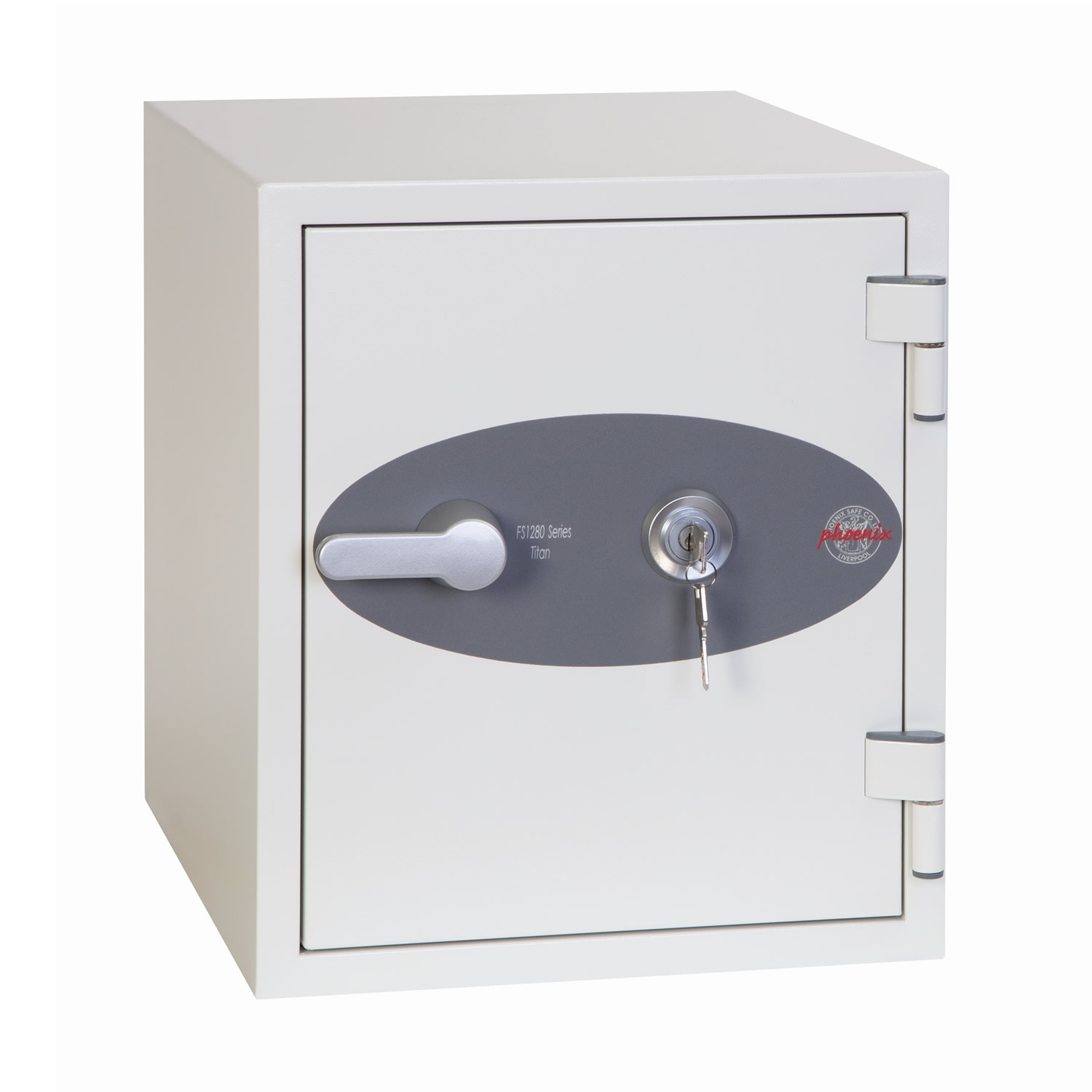 Phoenix Titan 1282 - Fire and Security Safe with Key Lock
