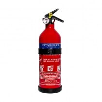 1kg UltraFire Economy Powder Fire Extinguisher