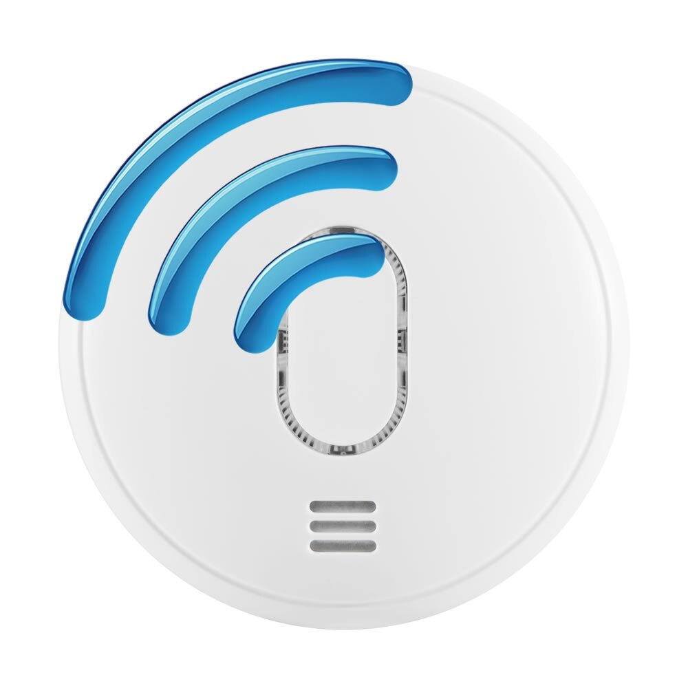 Radio-Interlinked Battery Powered Optical Smoke Alarm