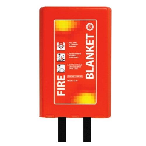 Premium Fire Blanket - 10yr Cloth Warranty