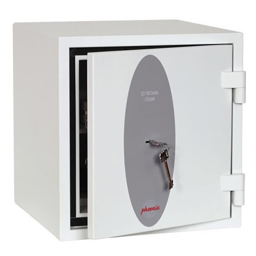 Phoenix Citadel 1192 Security and Fire Safe with Double Bitted Key Lock