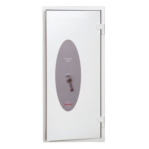 Phoenix Citadel 1193 Security and Fire Safe with Double Bitted Key Lock