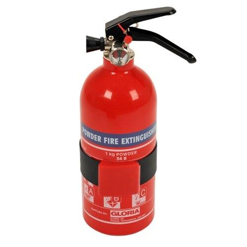 1kg Powder Fire Extinguisher - Gloria PD1GA