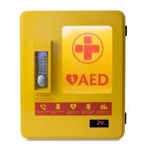 Mediana HeartOn A15 Defibrillator Outdoor Heated Cabinet