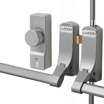 The Exidor 285 with Knob Operated Outside Access Device