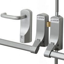 The Exidor 285 with Lever Operated Outside Access Device