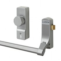 Exidor 296 complete with Exidor 302EC knob operated outside access device