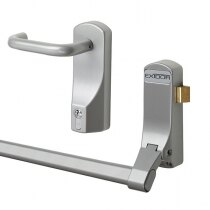 Exidor 296 complete with Exidor 322EC lever operated outside access device