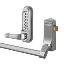 Exidor 296 complete with Exidor CL1 codelock