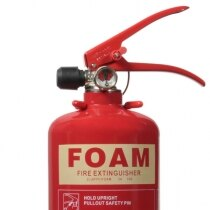 UltraFire Redline 2ltr AFFF Foam Fire Extinguisher head cap