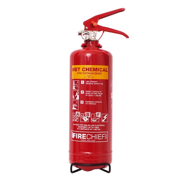 2ltr Wet Chemical Fire Extinguisher