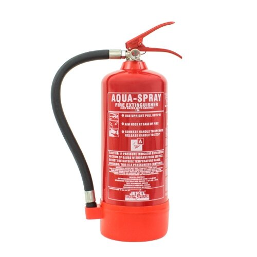 3ltr Water <br>Fire Extinguisher