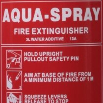 3ltr Water Fire Extinguisher