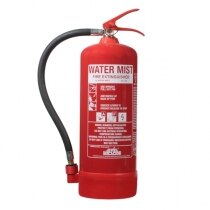 3ltr Water Mist </br>Fire Extinguisher