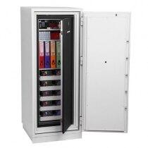 Data Commander 4622 Fire Data Safe inner door closing