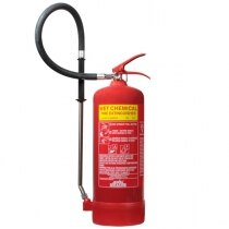 Wet Chemical <br>Fire Extinguisher