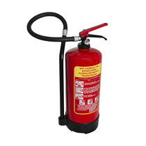 Fire extinguisher rating: 13A, 113B, 75F