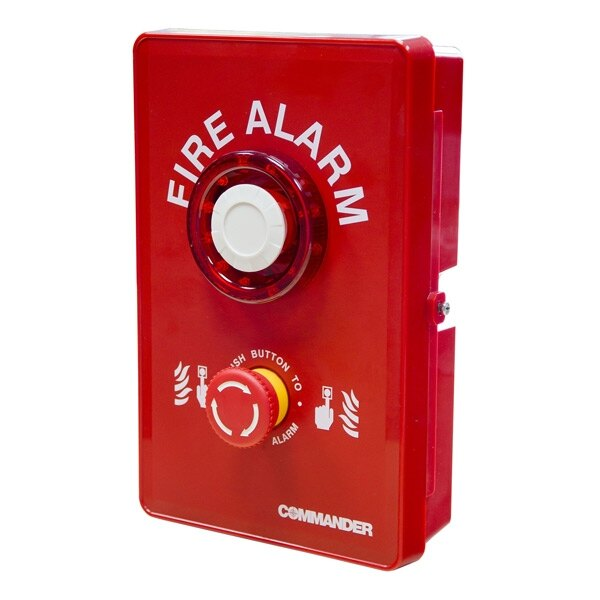 CommandAlert Site Alarm