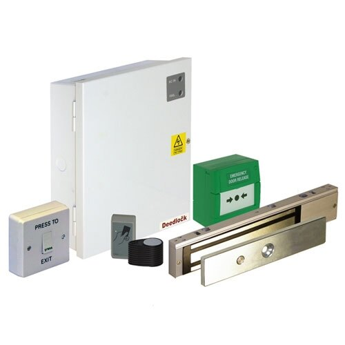 Deedlock Access Control Proximity Kit with Electromagnetic Lock