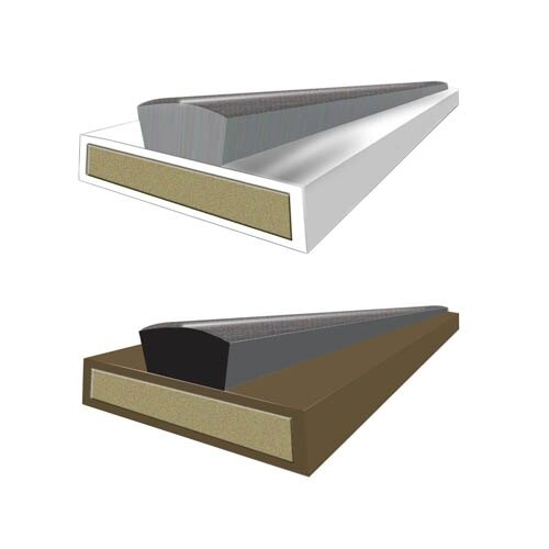 Rebated Fire Door Seal Kits - 20x4mm - Fire & Smoke