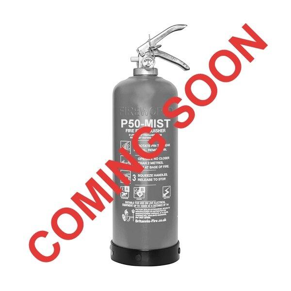 P50 2ltr Water Mist Extinguisher
