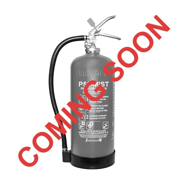 P50 6ltr Water Mist Extinguisher