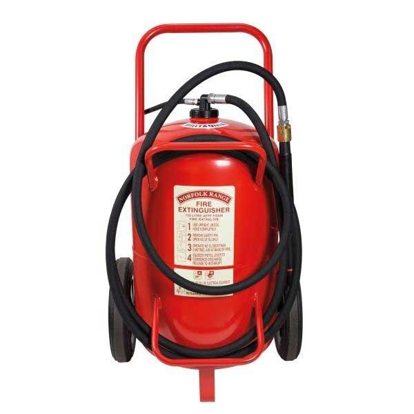 Britannia 135ltr Wheeled AFFF Foam Extinguisher
