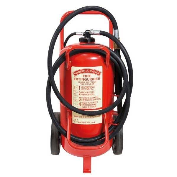 Britannia 45ltr Wheeled AFFF Foam Extinguisher